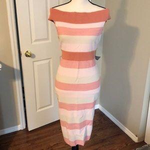 Gorgeous Eva Mendes New York and Co Dress